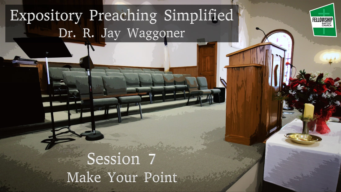 Expository Preaching Simplified
